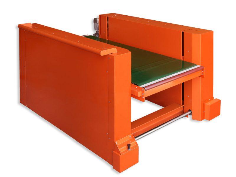 conveyor belt elevator